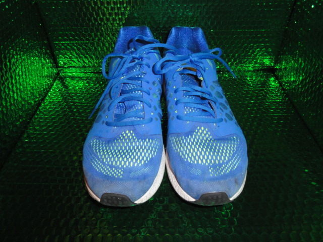 "Mens NIKE Zoom Pegasus  31 Casual Shoes Sneakers Blue  & White 13"" no box"