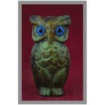 Ancient Greek Bronze Museum Statue Replica of Owl (1531) [Kitchen] - $43.61