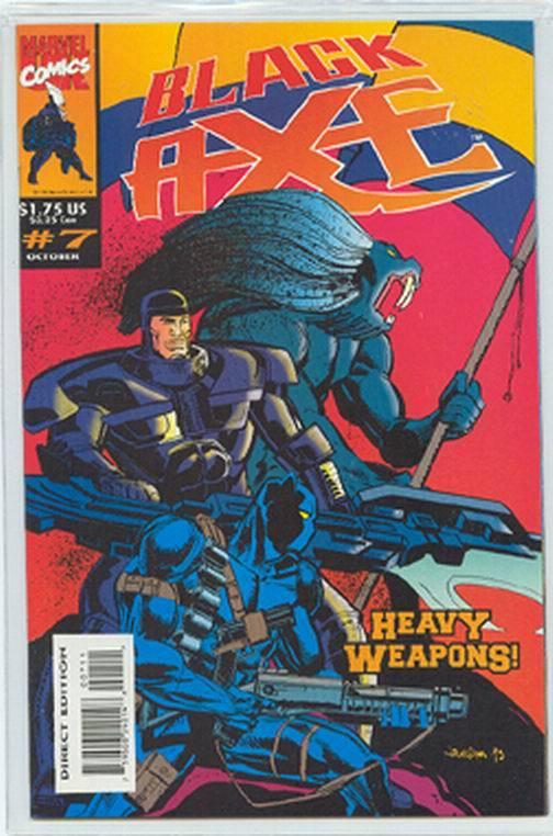 Black axe  07