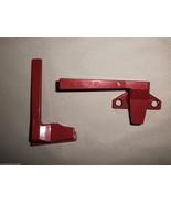 RV Short Red Handle Window Locks - $19.80