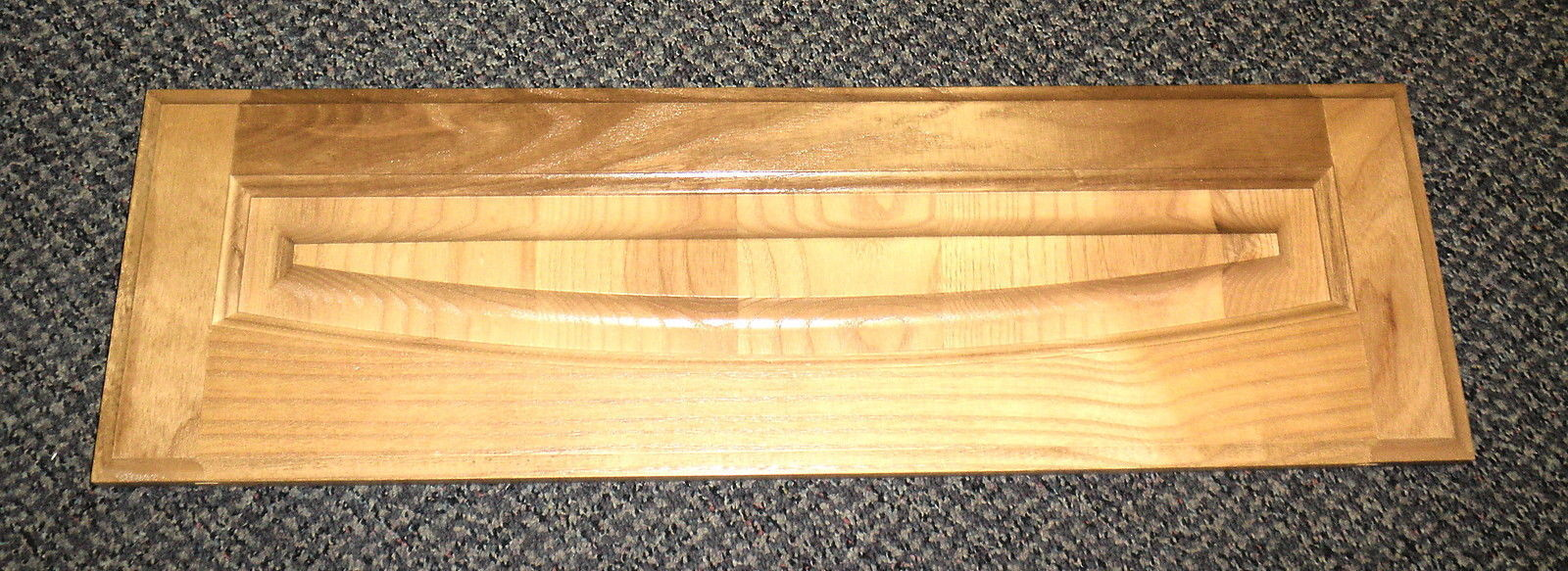 """Solid Wood Raised Panel Cabinet Door Size: 7 3/4"""" X 25 3/4"""" X 3/4"""" Thick"""