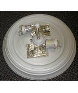 "Sunlink Stonewash 2 Light 13"" Ceiling Light Fitter #BF-102024-036 - $24.75"