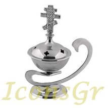Christian Orthodox Greek Censer (7761-n) [Kitchen] - $28.62