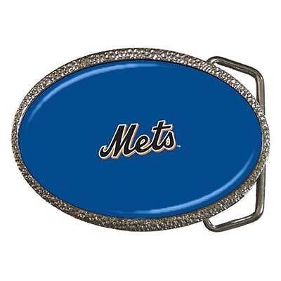 New York Mets Belt Buckle - MLB Baseball