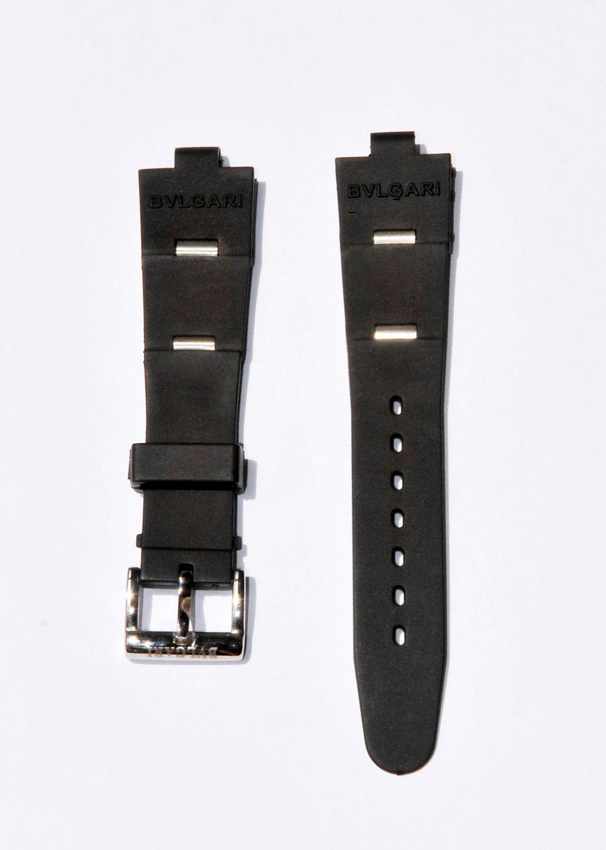 New Watch Replacement Band Strap fits BVLGARI BULGARI Aluminum, Diagono, Scuba M