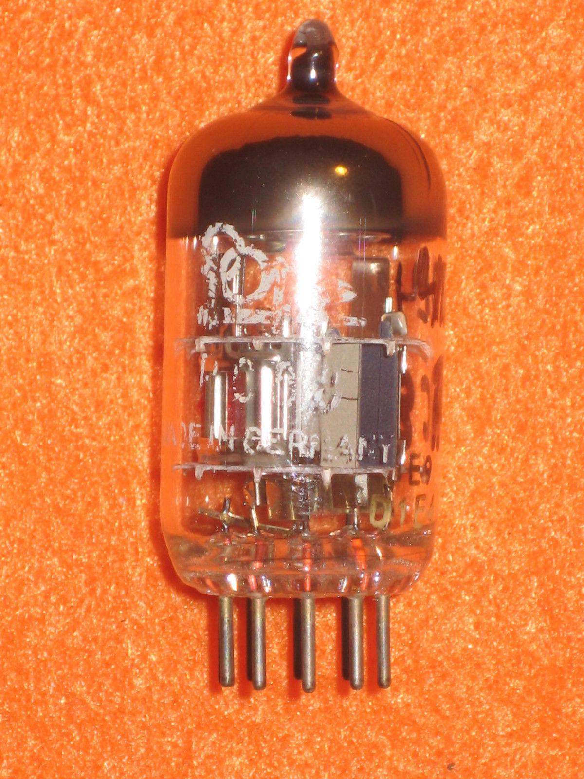 Vintage Radio Vacuum Tube (one): PC88 - Tested Good