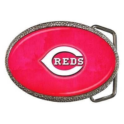 Cincinnati Reds Belt Buckle - MLB Baseball