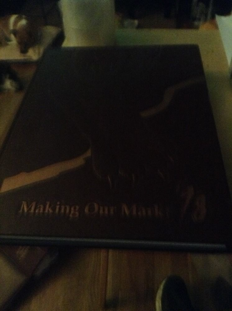 MAKING OUR MARK 1998 HIGH SCHOOL YEARBOOK WARSAW COMMUNITY