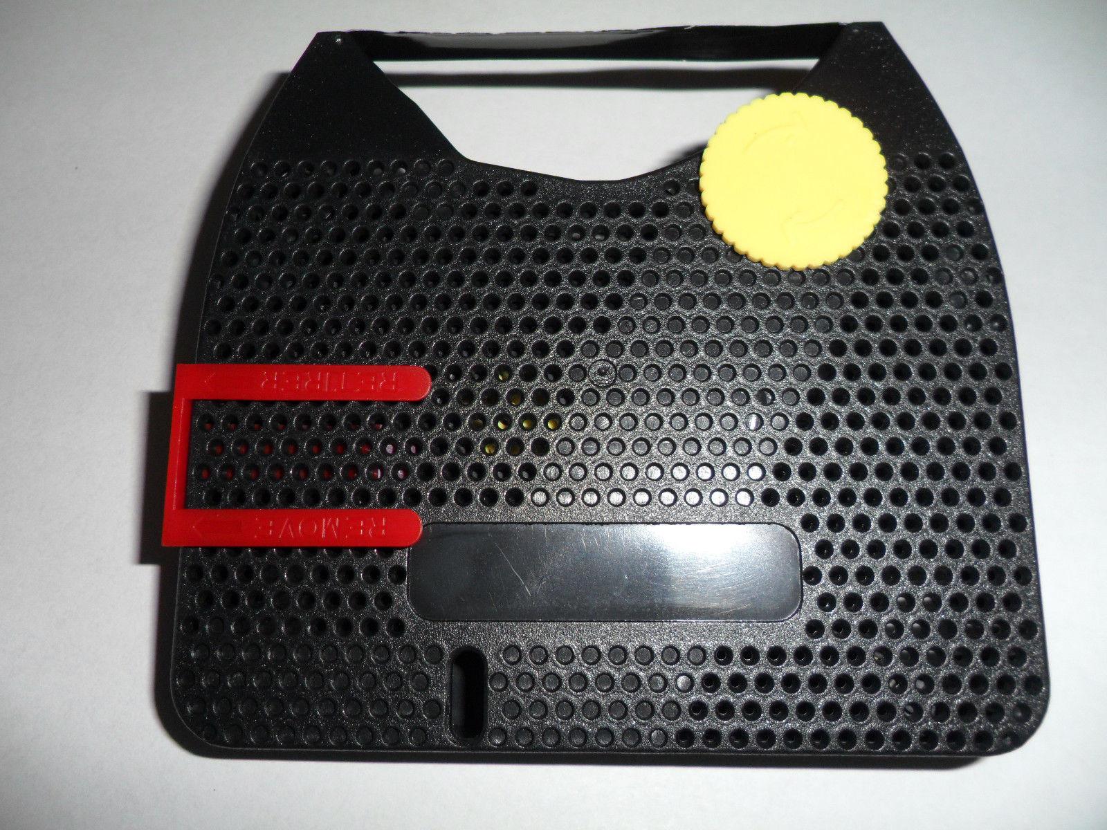 Smith Corona DWP-1 DX2600 DX3400 Typewriter Ribbon (2 Pack) Replaces 21000