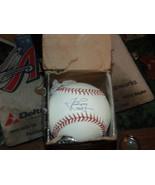 JAMES LONEY SIGNED MLB OFFICIAL BASEBALL LA DODGERS - $32.59