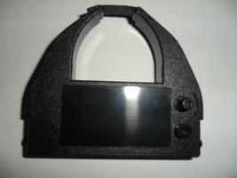 Amano MJR8000/MJR8100 Time Clock Ribbon Black  Replaces C-872404 (2 Pack)