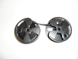 "Halda 5 Typewriter Ribbon Black  2 3/8"" Metal Spool"