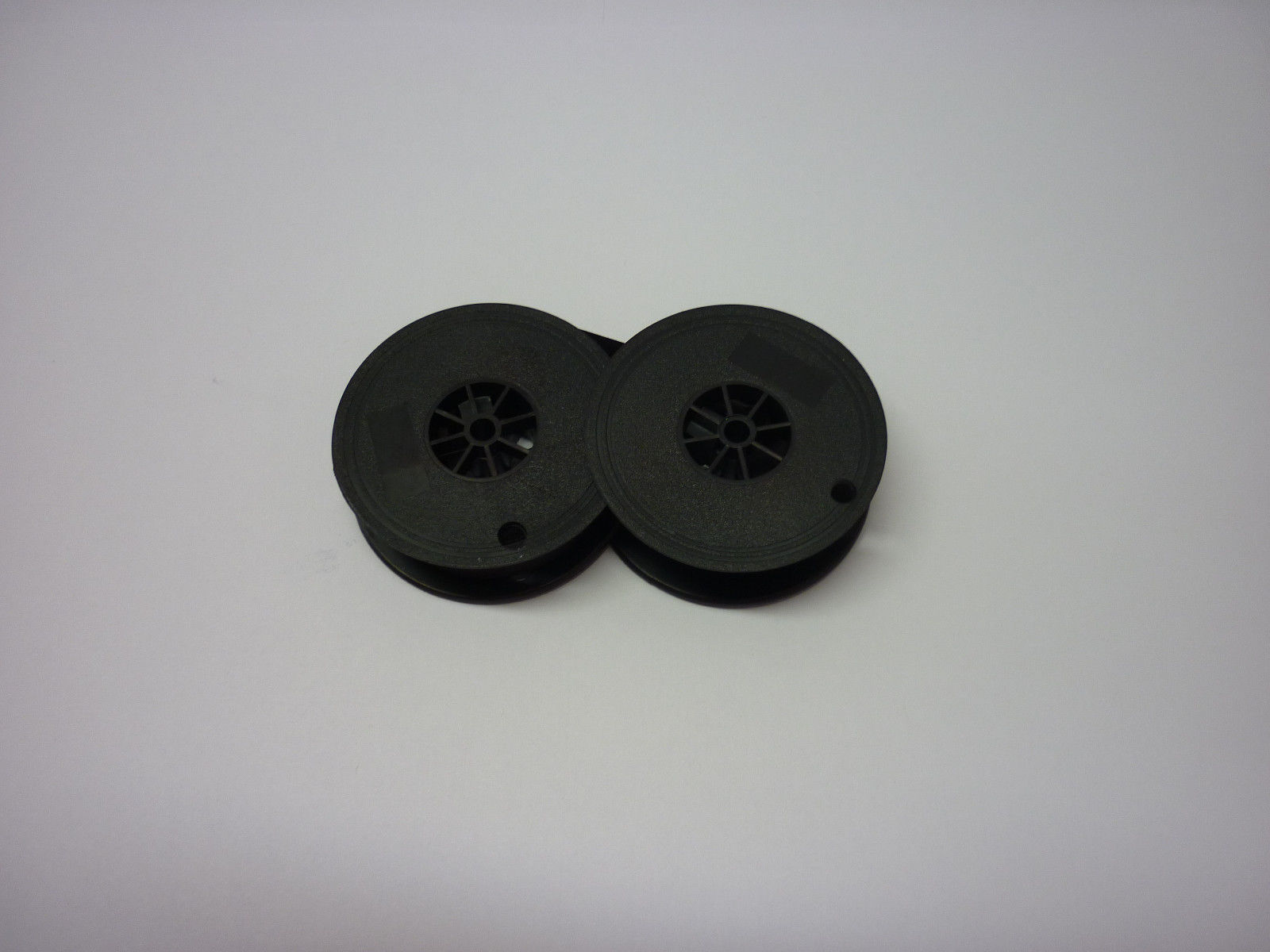 Olivetti Underwood Typewriter Ribbon Black Twin Spool