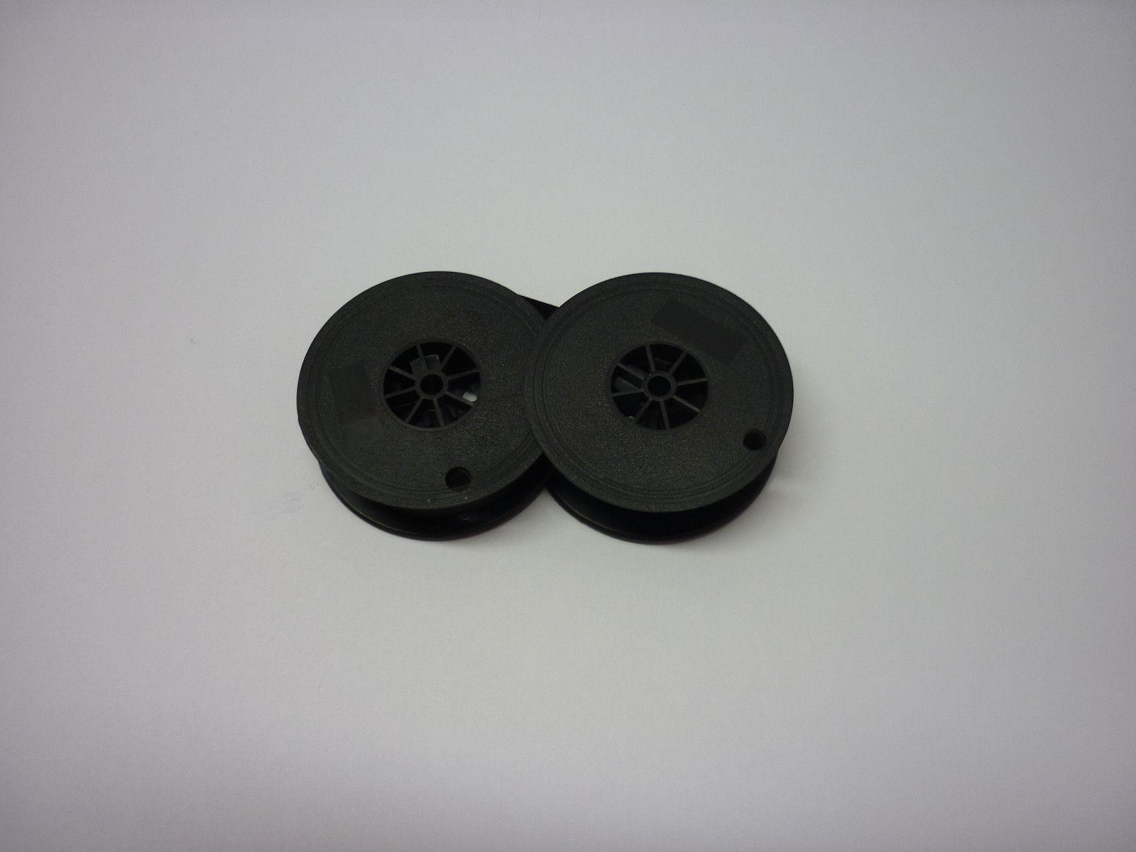Olivetti Lettera 82 Typewriter Ribbon Black Twin Spool