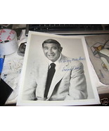 HOWARD COSELL HAND SIGNED VINTAGE PHOTO - $84.05