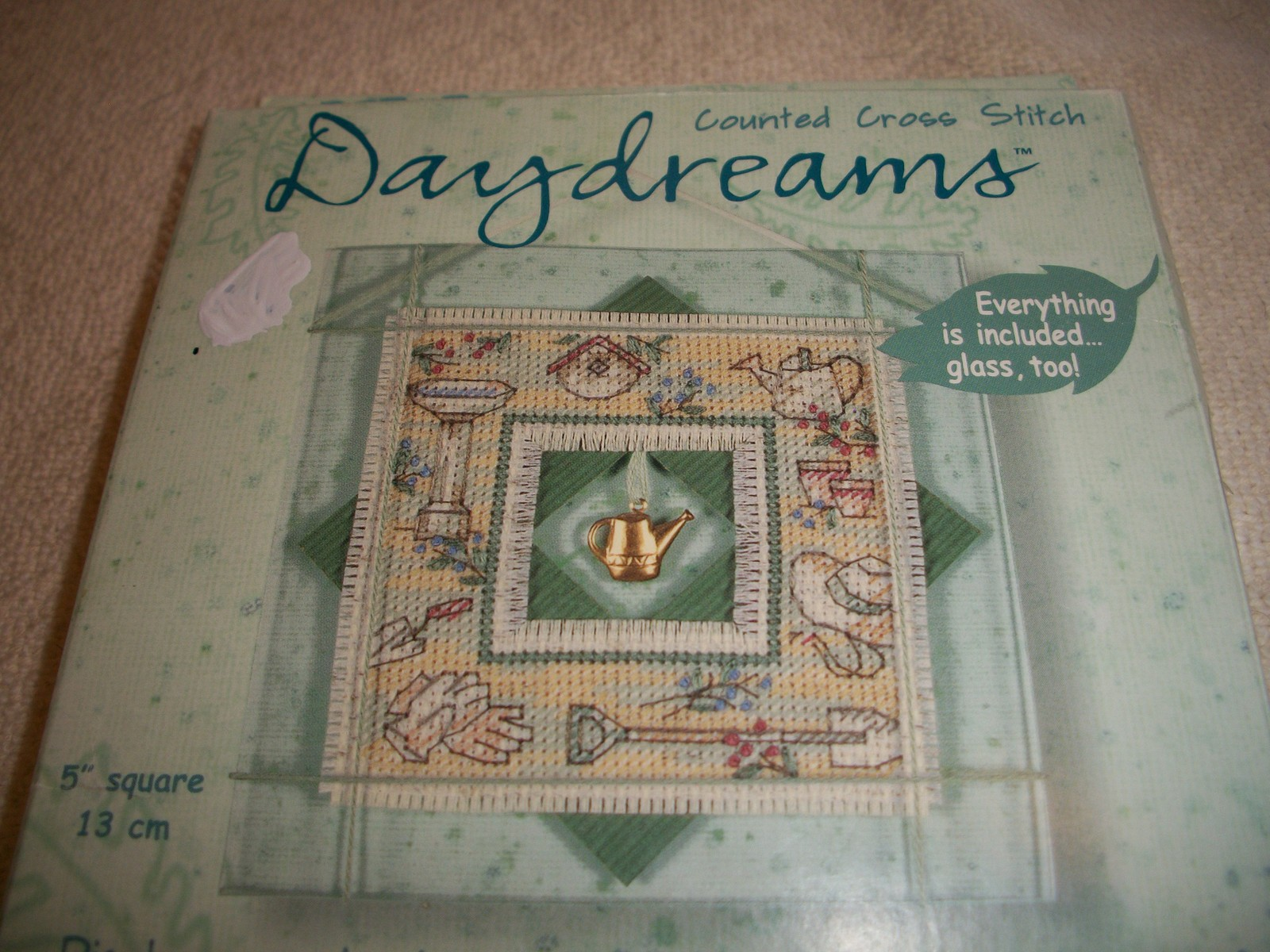 Dimensions Daydreams Counted Cross Stitch Kit 72652