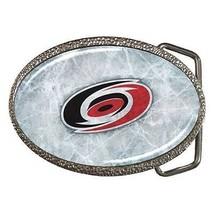 Carolina Hurricanes Belt Buckle - NHL Hockey - $9.64