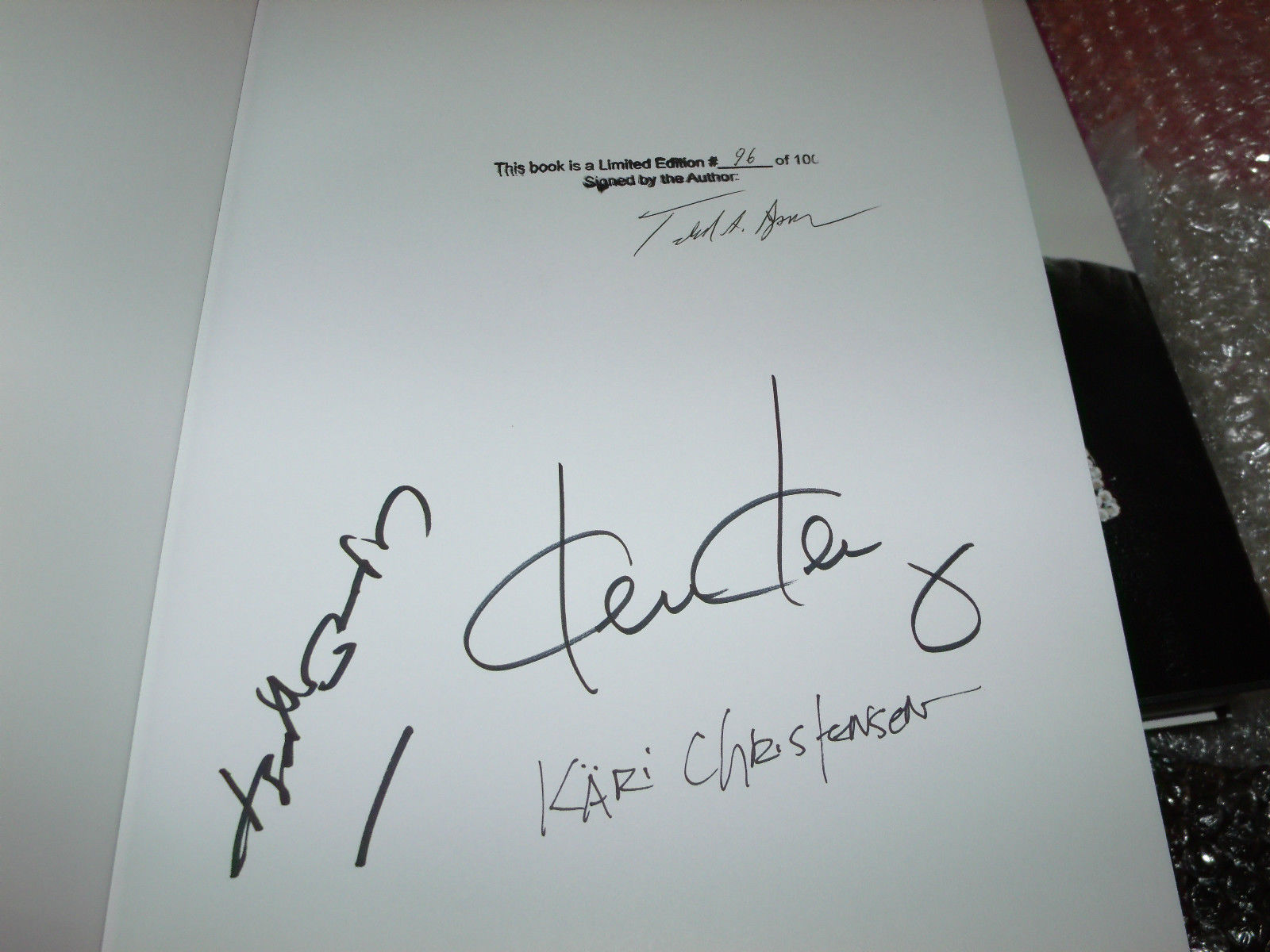 INFECTED BY ART LIMITED EDITION HARDCOVER SIGNED BY BASIL GOGOS KEN KELLY +2