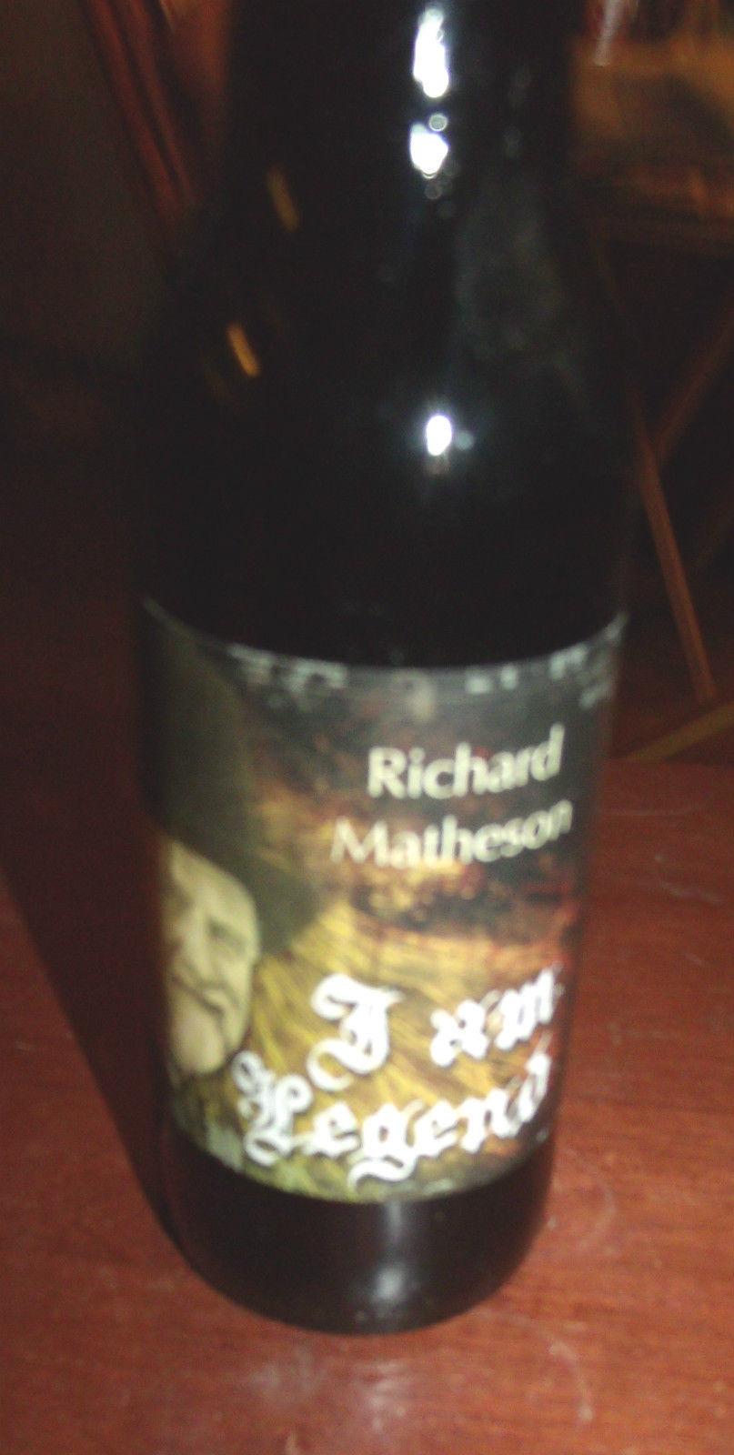 RICHARD MATHESON I AM LEGEND  SODA