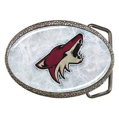 Arizona Coyotes Belt Buckle - NHL Hockey