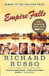 Empire Falls...Author: Richard Russo (used paperback)