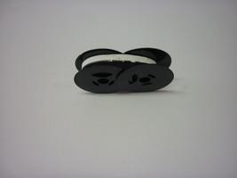 Underwood Crest Typewriter Ribbon Black and White Correcting Twin Spool