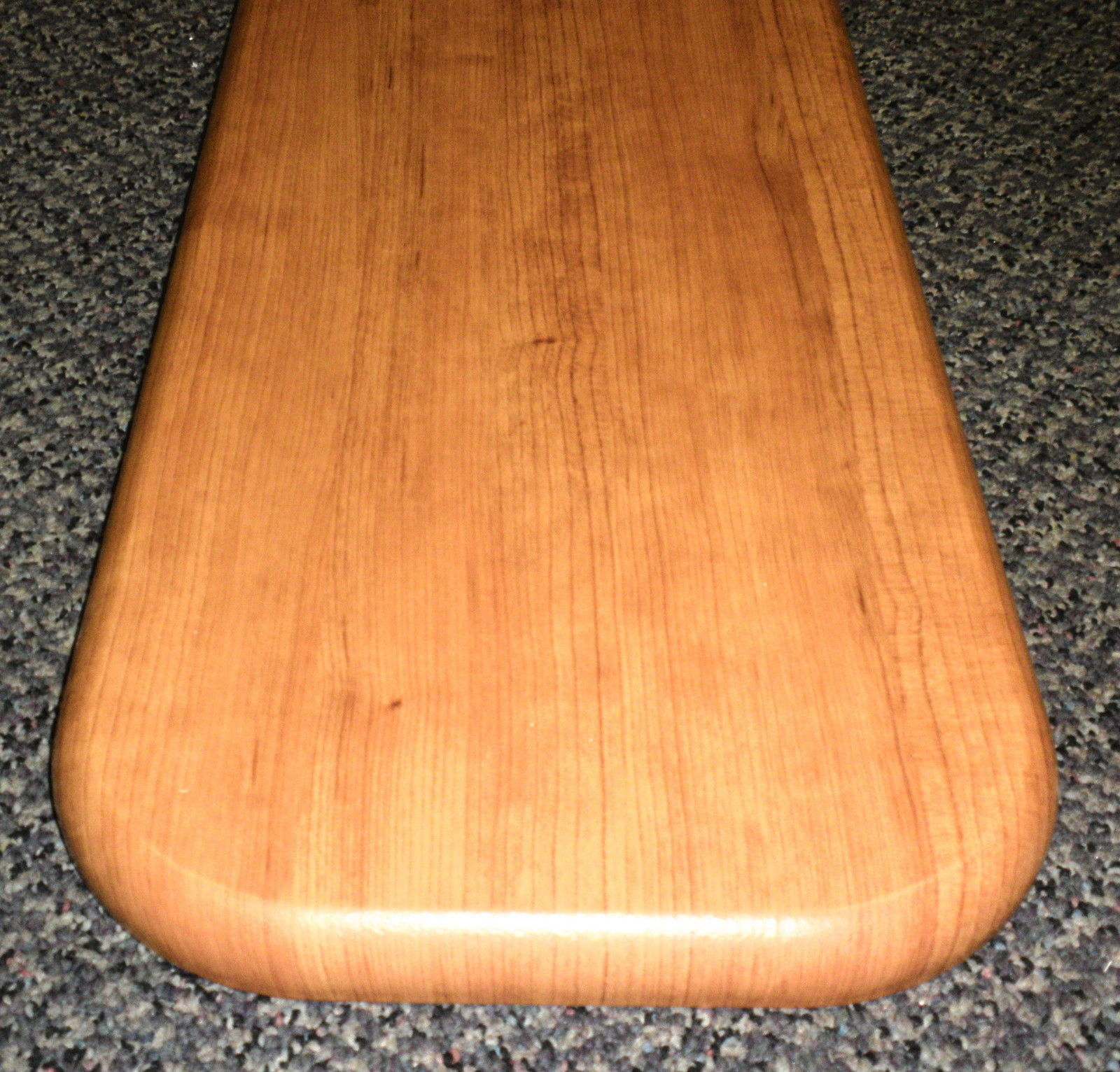 "Robert Weed Rustik Cherry MDF Table Top Size: 9"" X 42"" X 3/4""  #VF96"