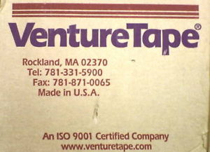"Venture Foil Tape 1520CW.INT-H 2.0 mil (1"" X 50 Yards)"