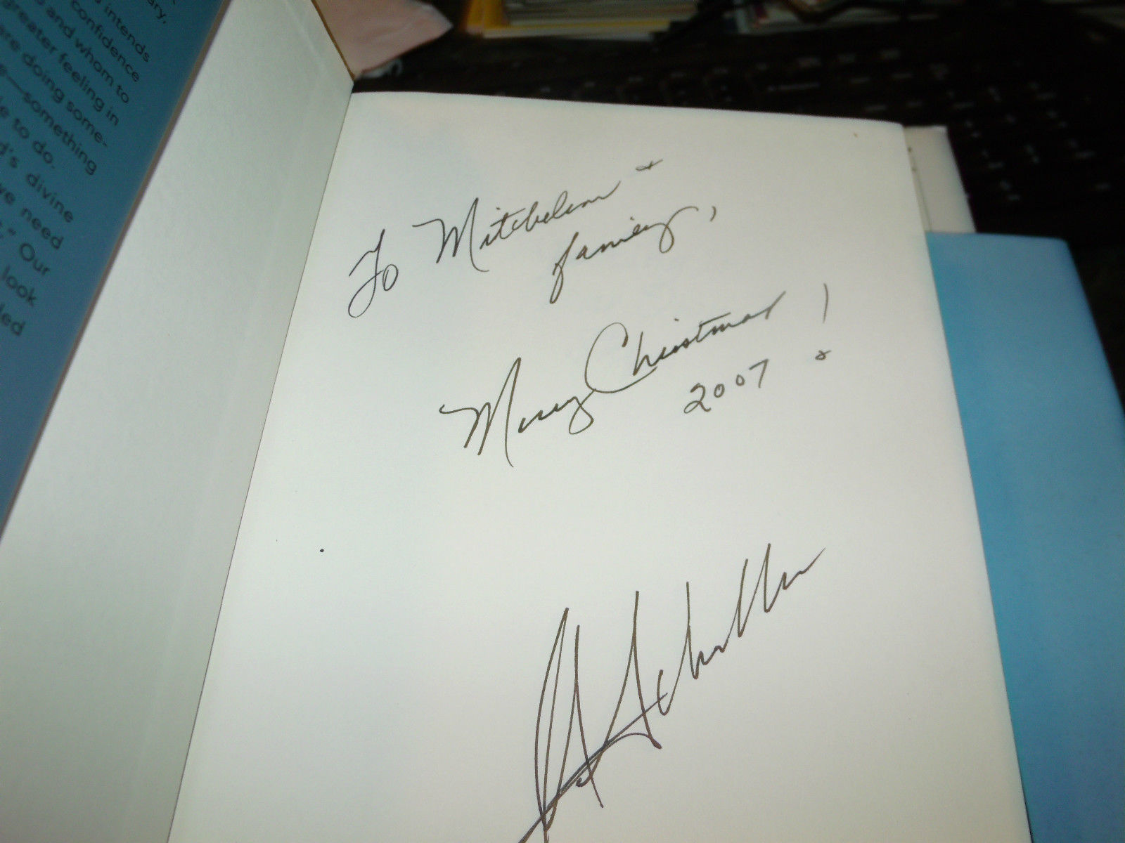 Walking in Your Own Shoes SIGNED by Robert A Schuller 1st/1st