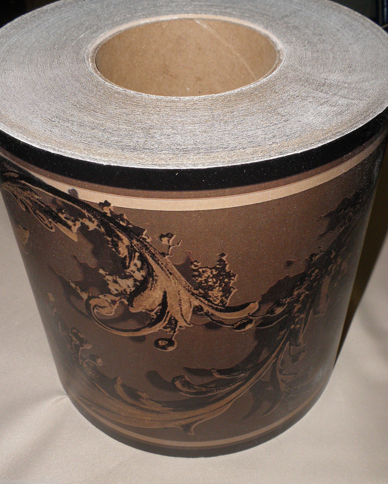 "Tape Technologies Keystone Everest Dark 7"" X 150' Wallpaper Border#1220350-1-6"