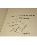 THE PROPHECY KEEPERS SIGNED BY MELAINE BRYANT 1ST - $14.00