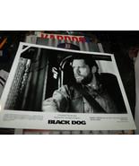 RANDY TRAVIS AS EARL SIGNED BLACK DOG 8X10 MOVIE PROMO PHOTO - $27.93