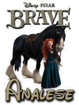 Personalized T-shirt *NEW* Disney Brave Party Gifts - $9.99