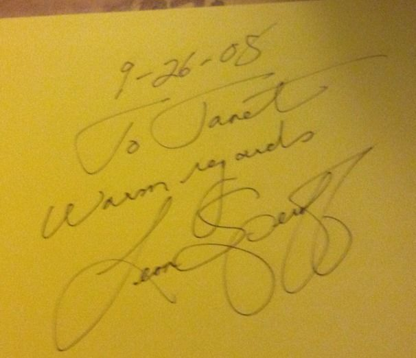 A Slow-Pitch Summer : My Rookie Senior Softball Season SIGNED by Leon Speroff