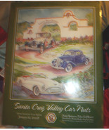 SANTA CRUZ VALLEY CAR NUTS 14TH ANNUAL LITHOGRAPH SIGNED #'D ROBERTA ROGERS - $55.82