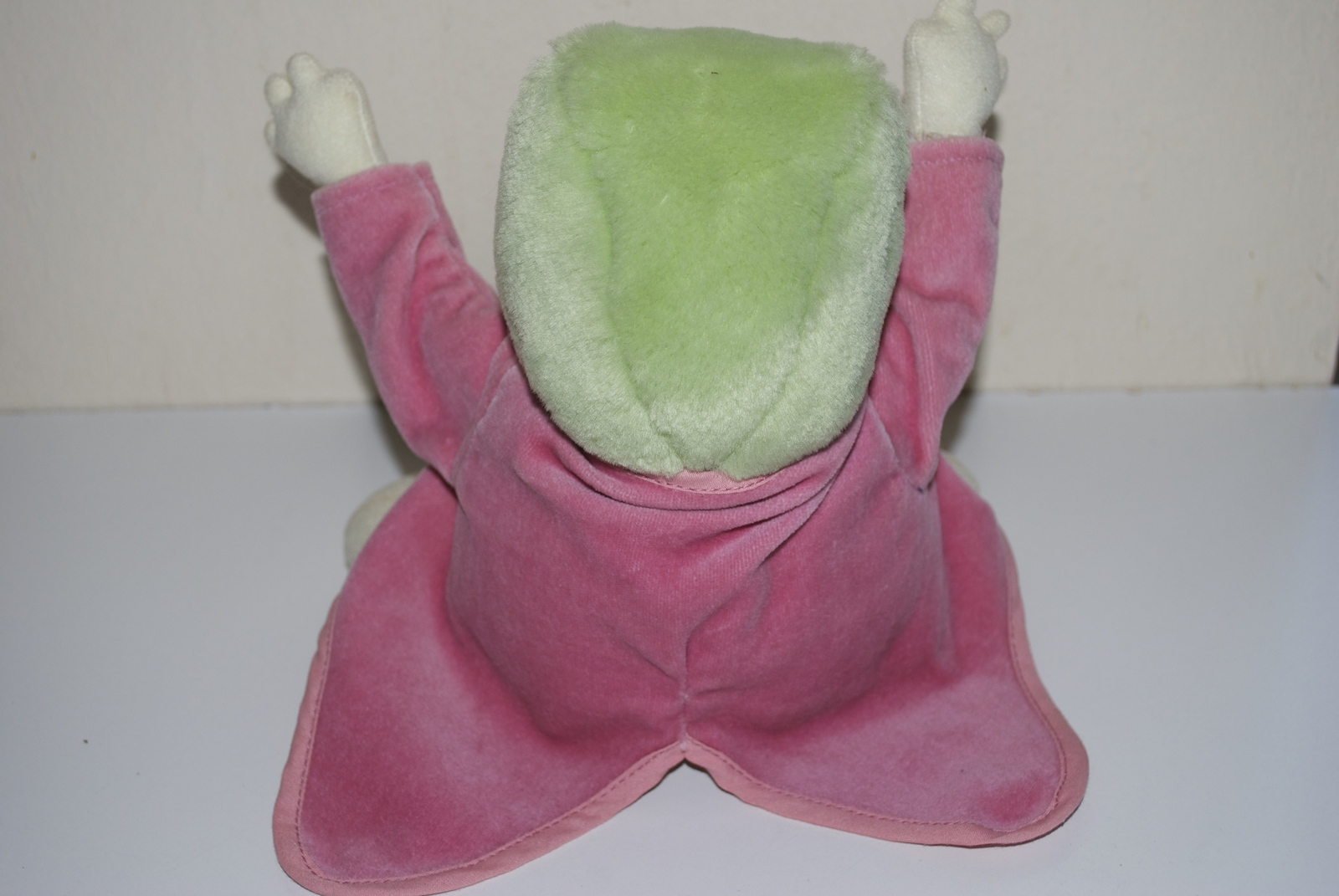 """Jeremy Fisher by Eden Plush Stuffed Frog from Beatrix Potter Peter Rabbit 11"""""""