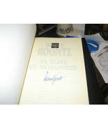 THE KEY TO MIDNIGHT SIGNED by Dean Koontz 1ST/1ST 1992 PB BARCELONA SPAIN - $158.81
