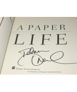 A Paper Life SIGNED by Tatum O'Neal 1ST/1ST (2004, Hardcover) - $65.31