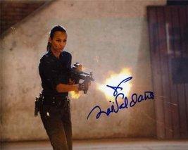 Zoe Saldana 'Colombiana' Signed 8x10 Photo Certified Authentic PSA/DNA COA - $138.59
