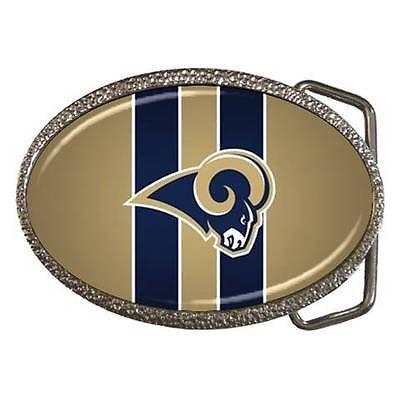 Saint Louis Rams Belt Buckle - NFL Football