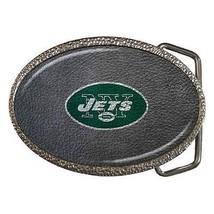 New York Jets Zinc Belt Buckle - NFL Football - $9.64