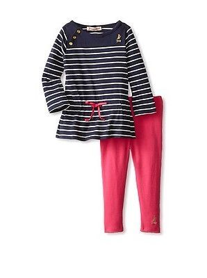 juicy couture infant girls tunic leggingc set  3-6 M Orinal Price $68.00