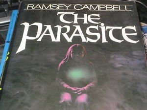The Parasite SIGNED by Ramsey Campbell 1980 Hardcover
