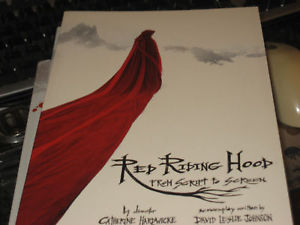 Red Riding Hood SIGNED by Catherine Hardwicke +1 1ST/1S