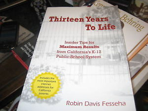 Thirteen Years to Life SIGNED by Davis R. Reseha 1ST