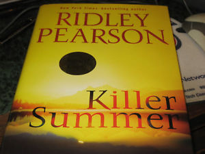 Killer Summer SIGNED by Ridley Pearson 1ST/1ST