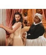 Gone With The Wind HMM Vivian Leigh Vintage 8X10 Color Movie Memorabilia... - $4.99