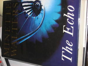 The Echo SIGNED by Minette Walters 1997 UK 1ST