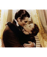 Gone With The Wind Clark Gable Vivian Leigh 8X10 Color Movie Memorabilia... - $4.99