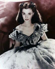 Gone With The Wind EP Vivian Leigh 8X10 Color Movie Memorabilia Photo